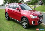 Classic MITSUBISHI  ASX BUILT 12/2015 auto 6 speed 6 klms for Sale