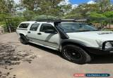 Classic Holden rodeo ra 2007 for Sale