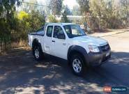 Mazda BT-50 Turbo Diesel ExtraCab Ute with 6 Months Rego. for Sale
