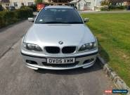 Bmw320 D m sport for Sale