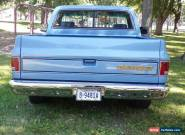 1985 Chevrolet C-10 for Sale