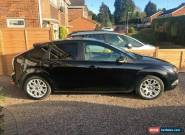 ford focus 1.6 zetec with sport pack 2008 58 plate  for Sale