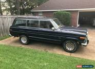 1985 Jeep Wagoneer for Sale