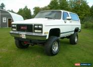 1990 GMC Jimmy for Sale