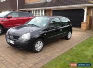 2006 Renault Clio Campus 1.2 8 valve for Sale