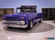 1966 Chevrolet C10 Custom Deluxe for Sale