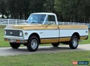 1972 Chevrolet C-10 Pickup for Sale