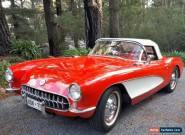Chevrolet Corvette C1  1957 for Sale