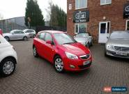 Vauxhall astra exclusive for Sale