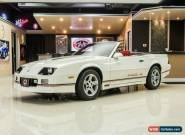 1989 Chevrolet Camaro IROC Z28 Convertible for Sale