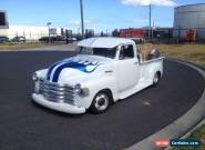 Chev pick up truck rat rod project for Sale