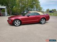 2006 Ford Mustang Gt for Sale
