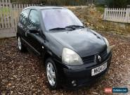 2004 RENAULT CLIO 1.6 16V DYNAMIQUE - ONLY 91,000 miles - Drives beautifully!! for Sale