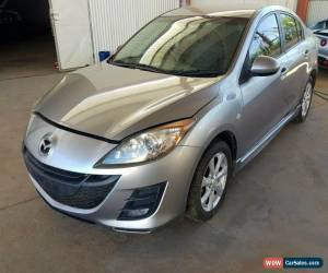 Classic 2010 MAZDA 3 MAXX SPORT BL 52K ONLY Auto ALLOYS MY10 LIGHT DAMAGED REPAIR for Sale