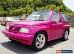 1988 Suzuki Vitara for Sale