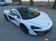 2017 McLaren 570 S 3.8 L Twin-Turbocharged M838T E V8 for Sale