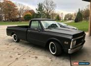 1972 Chevrolet C-10 for Sale