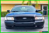 Classic 2009 Ford Crown Victoria for Sale
