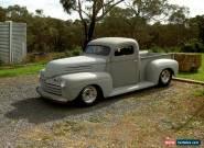 Hotrod 1946 Ford pickup for Sale