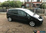 2007 Ford C-Max 1.8 16v Zetec Petrol 5dr Black for Sale