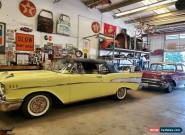 1957 Chevrolet Bel Air/150/210 Covertible for Sale