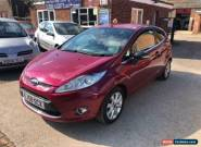 2008 58 FORD FIESTA 1.4 ZETEC 16V 3D 96 BHP for Sale