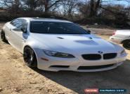 2012 BMW M3 E92 for Sale
