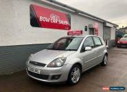 Ford Fiesta 1.6 auto 2006.5MY Ghia for Sale