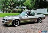Classic 1979 Chevrolet Camaro for Sale