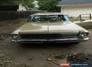 1966 Chevrolet Nova for Sale