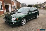 Classic Subaru wrx wagon/estate for Sale