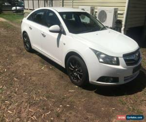 Classic 2010 Holden Cruze for Sale