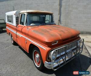 Classic 1963 Chevrolet C-10 Custom for Sale