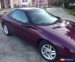 Classic 1996 Chevrolet Camaro for Sale