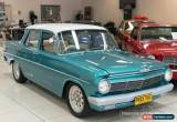 Classic 1963 Holden EJ EJ Special Turquoise Automatic A Sedan for Sale