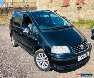 Classic 2006 56 Volkswagen Sharan 2.0 TDI SE 7 Seater for Sale