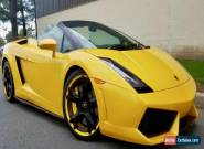 2006 Lamborghini Gallardo for Sale