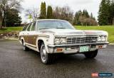 Classic 1966 Chevrolet Caprice for Sale