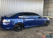 Ford Falcon XR6 Turbo FG for Sale