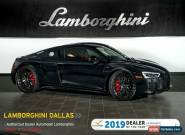 2018 Audi R8 V10 Coupe for Sale