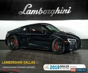 Classic 2018 Audi R8 V10 Coupe for Sale