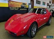 1974 Chevrolet Corvette Coupe 454 for Sale