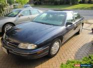 Chevrolet: Lumina for Sale