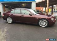 BMW 730 3.0TD auto 2007MY d Sport for Sale