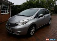 NISSAN NOTE ACENTA PREMIUM DIG-S 2014 AUTOMATIC-ALLOYS-NAV EXCELLENT CONDITION  for Sale