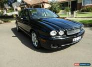 UP FOR SALE IS A 2008 JAGUAR X TYPR 2.1 SPORT 1 OWNER MUST SEE  for Sale