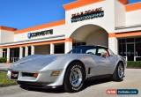 Classic 1981 Chevrolet Corvette for Sale