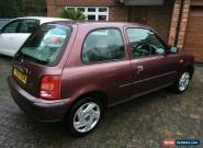 Nissan Micra 1.0 Litre, Not Fiesta, Mini, Corsa,  for Sale