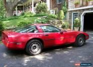 1985 Chevrolet Corvette base for Sale