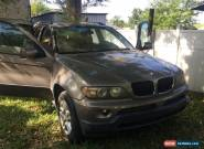 2004 BMW X5 3.0i for Sale